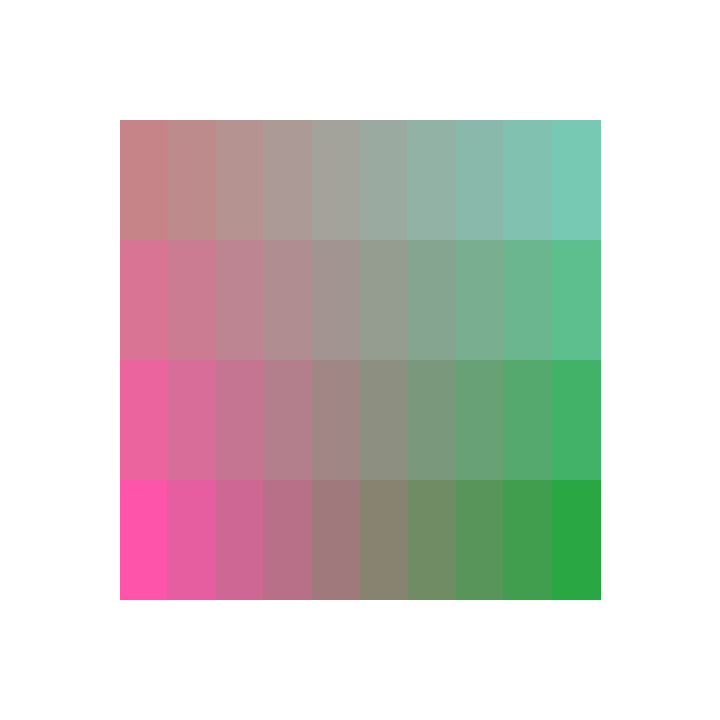 color palette 33