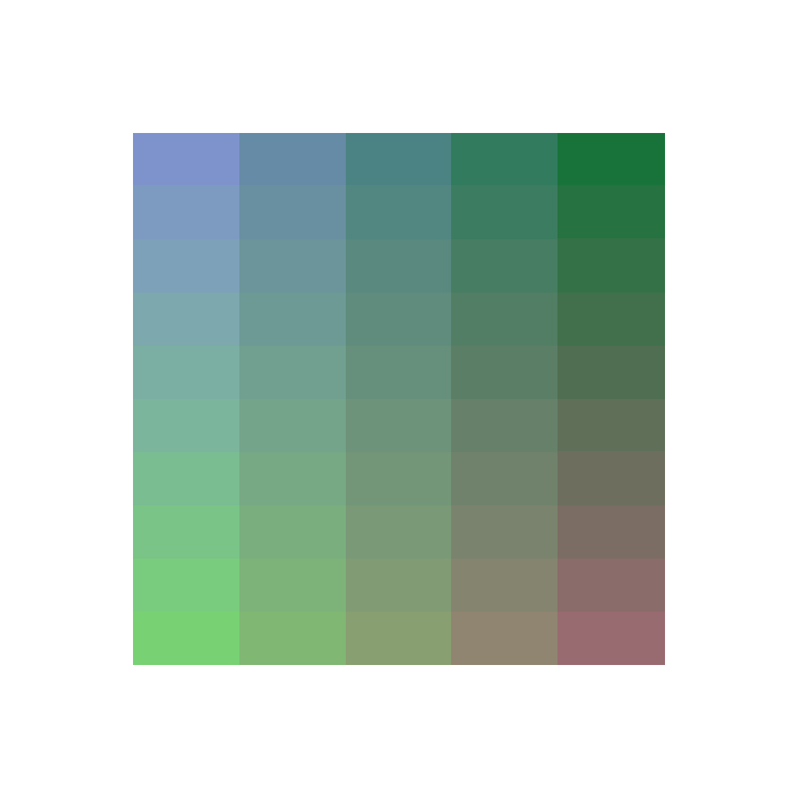 color palette 31
