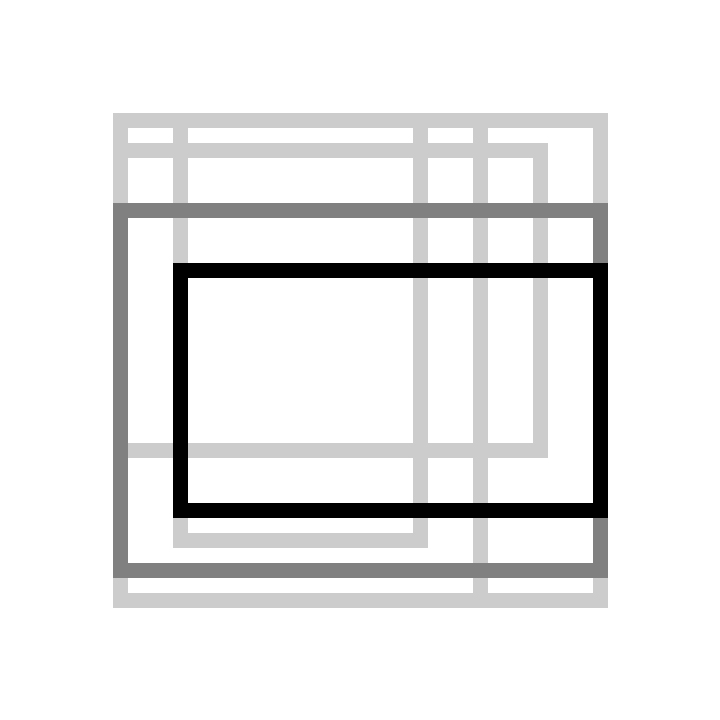 rectangle study 16