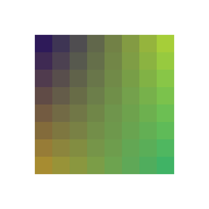 color palette 8
