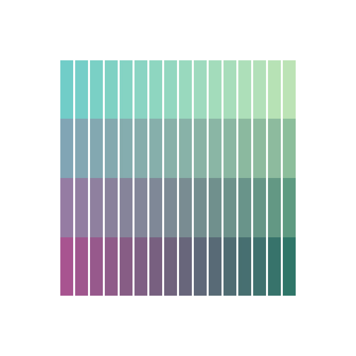 color palette 13