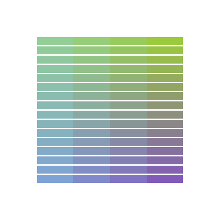 color palette 16