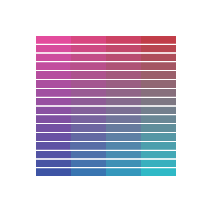 color palette 19