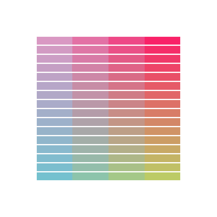 color palette 18