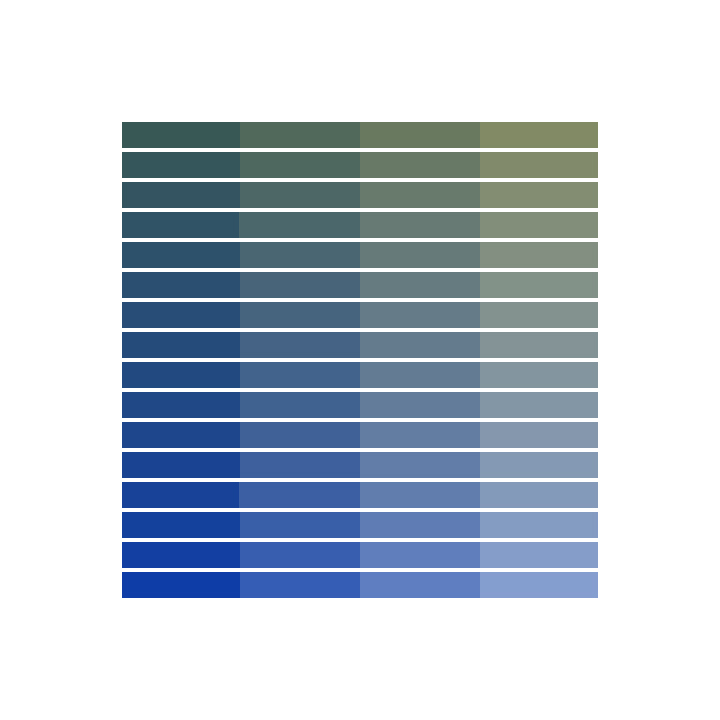 color palette 20