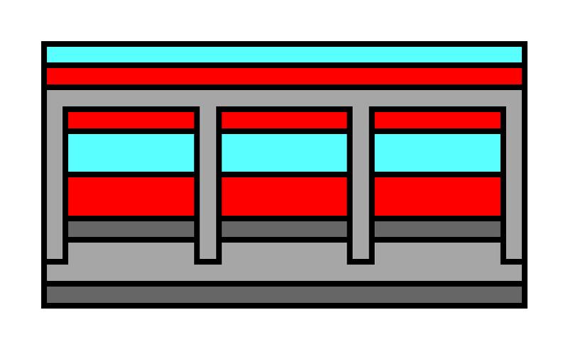 service station 1