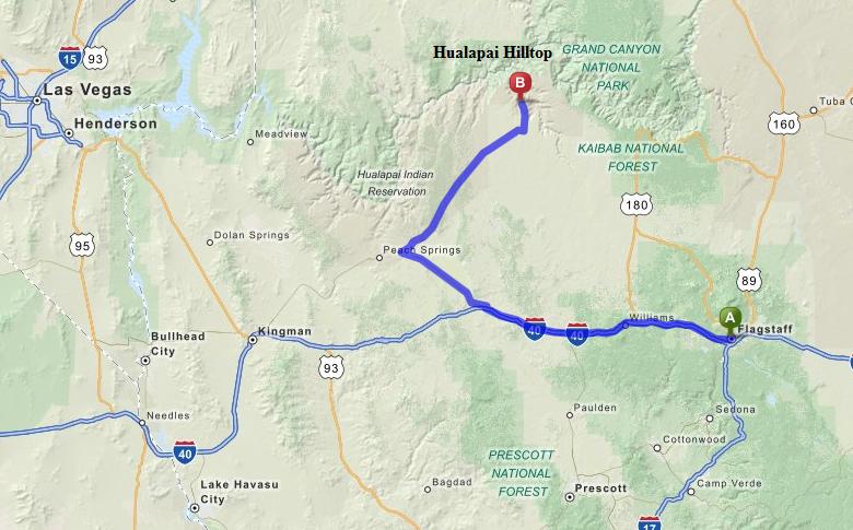 Havasu Falls  Where To Next  Budget Travel Tips  Solo
