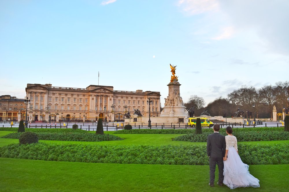 Buckingham Palace - London, England