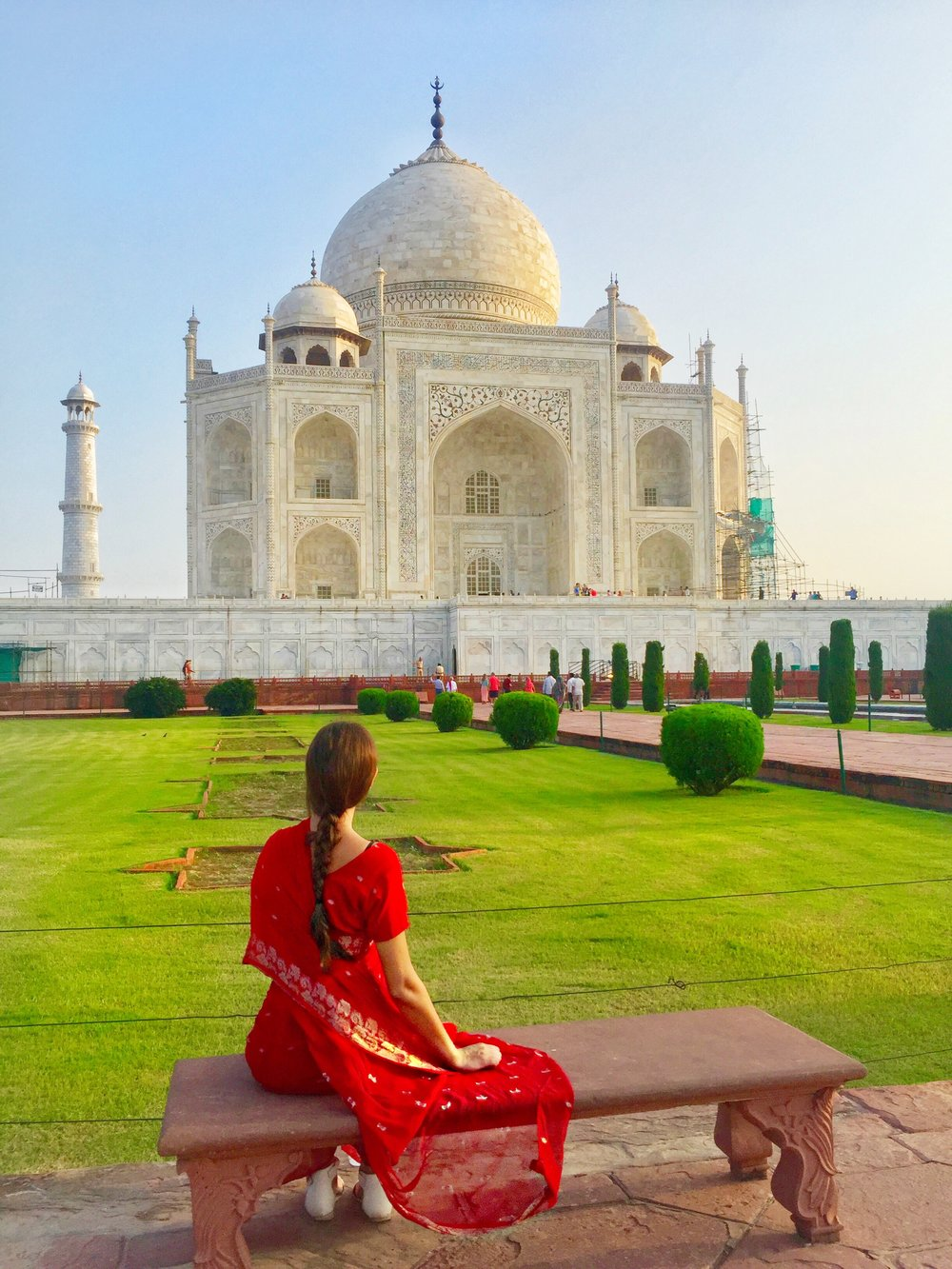 everything you need to know to visit the taj mahal where to next