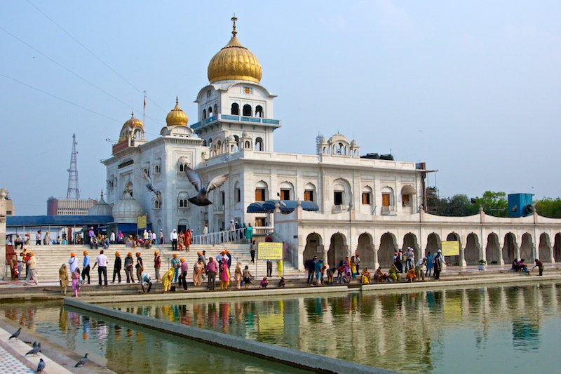 Gurudwara Bangle Sahib