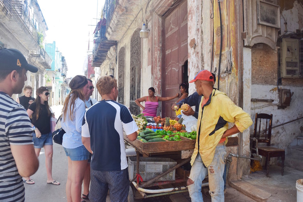 get off the beaten path in cuba and enjoy the local life -  Tessa Juliette | http://travelwheretonext.com
