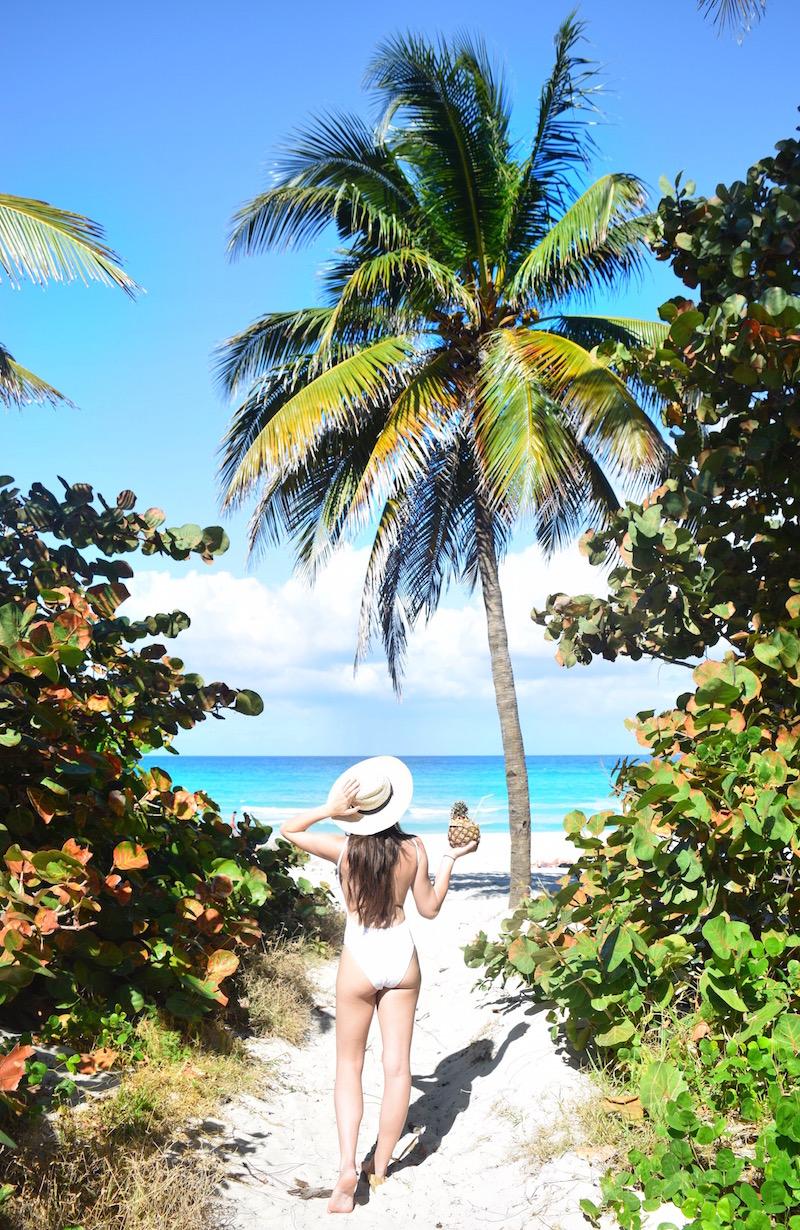 Varadero cuba beach relax