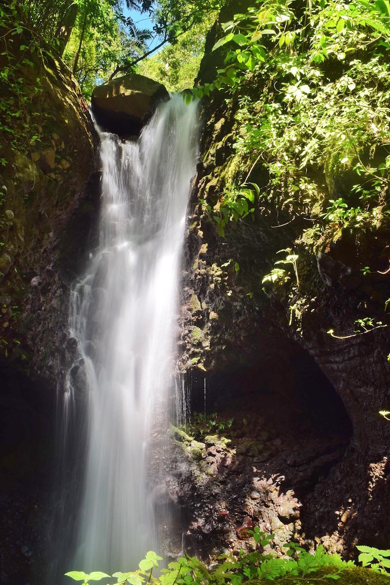 Viento Fresco Waterfalls in Costa Rica
