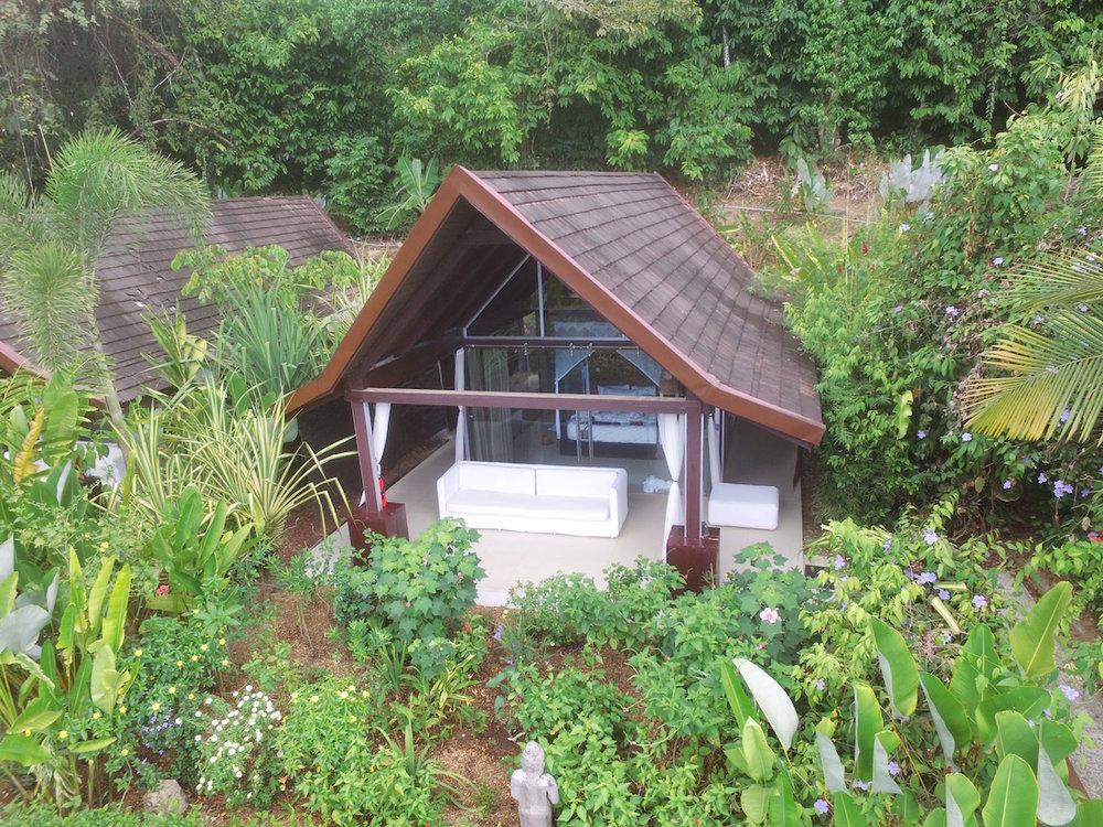 Ocean View Room at Oxygen Jungle Villas