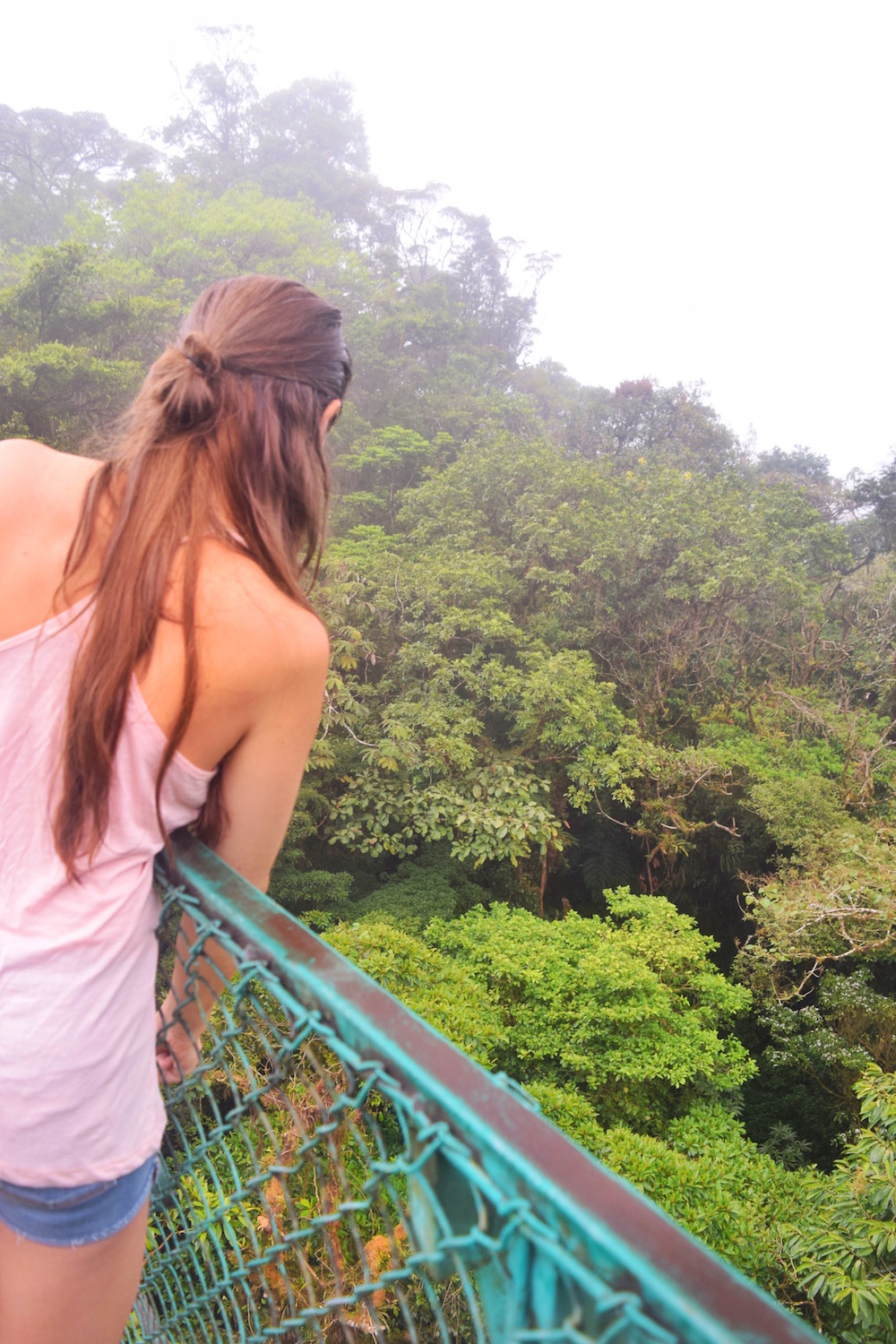 Best hanging bridges in Costa Rica