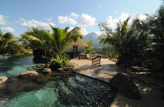 Costa Rica Hot Springs