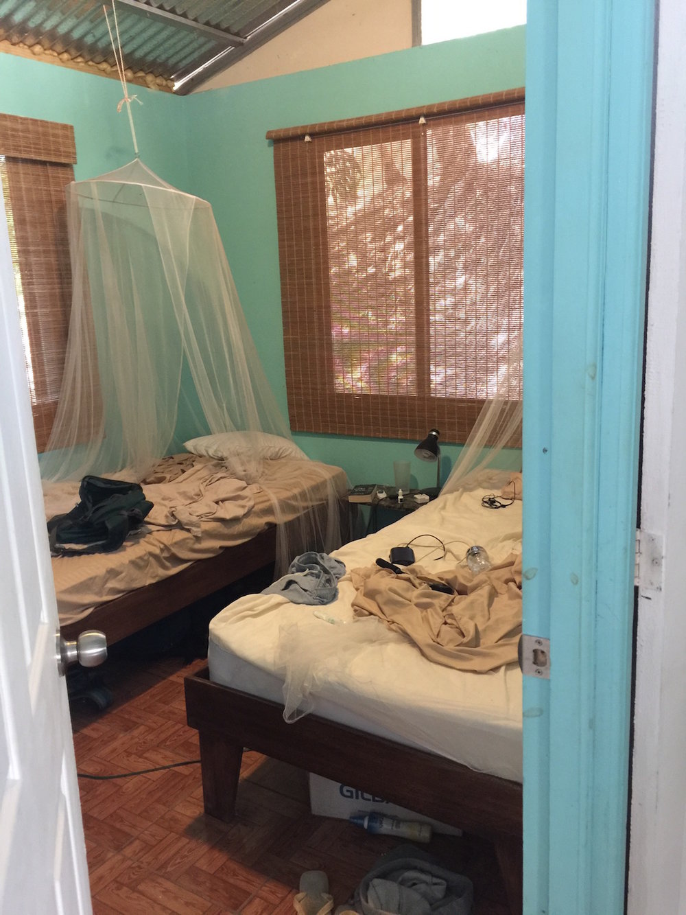 Bedrooms for Volunteer Program