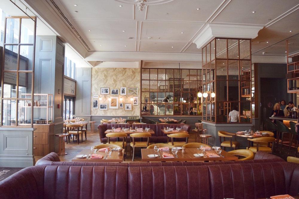 Main Restaurant | Ritz-Carlton Budapest