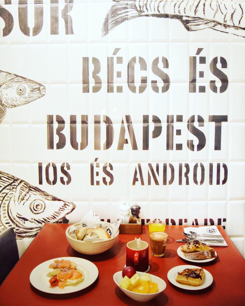 Breakfast | Kempinski Budapest