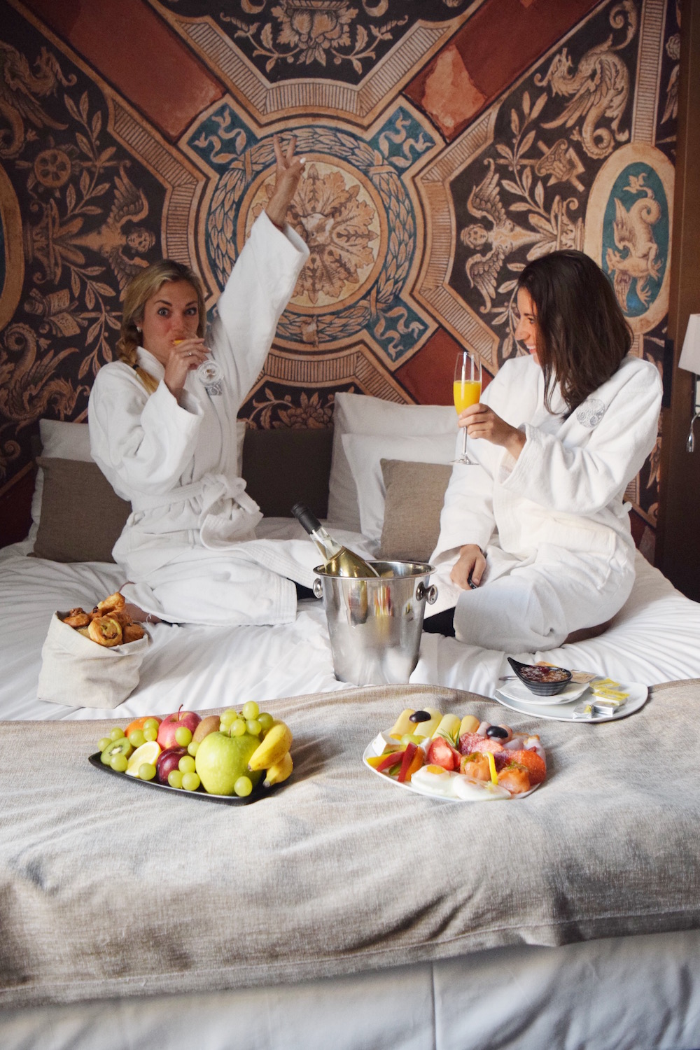 Breakfast in Bed | Hotel Moments Budapest