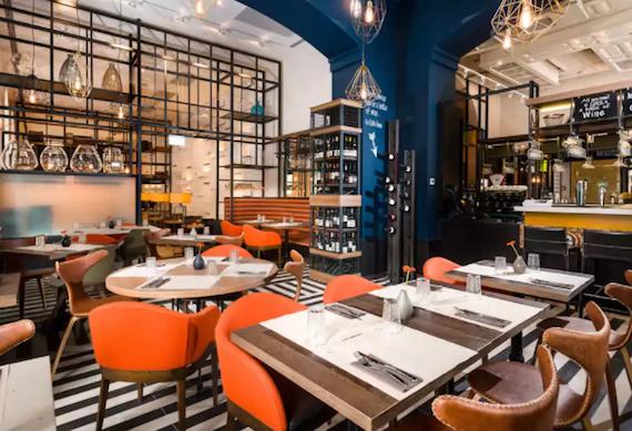 Restaurant | Hotel Moments Budapest