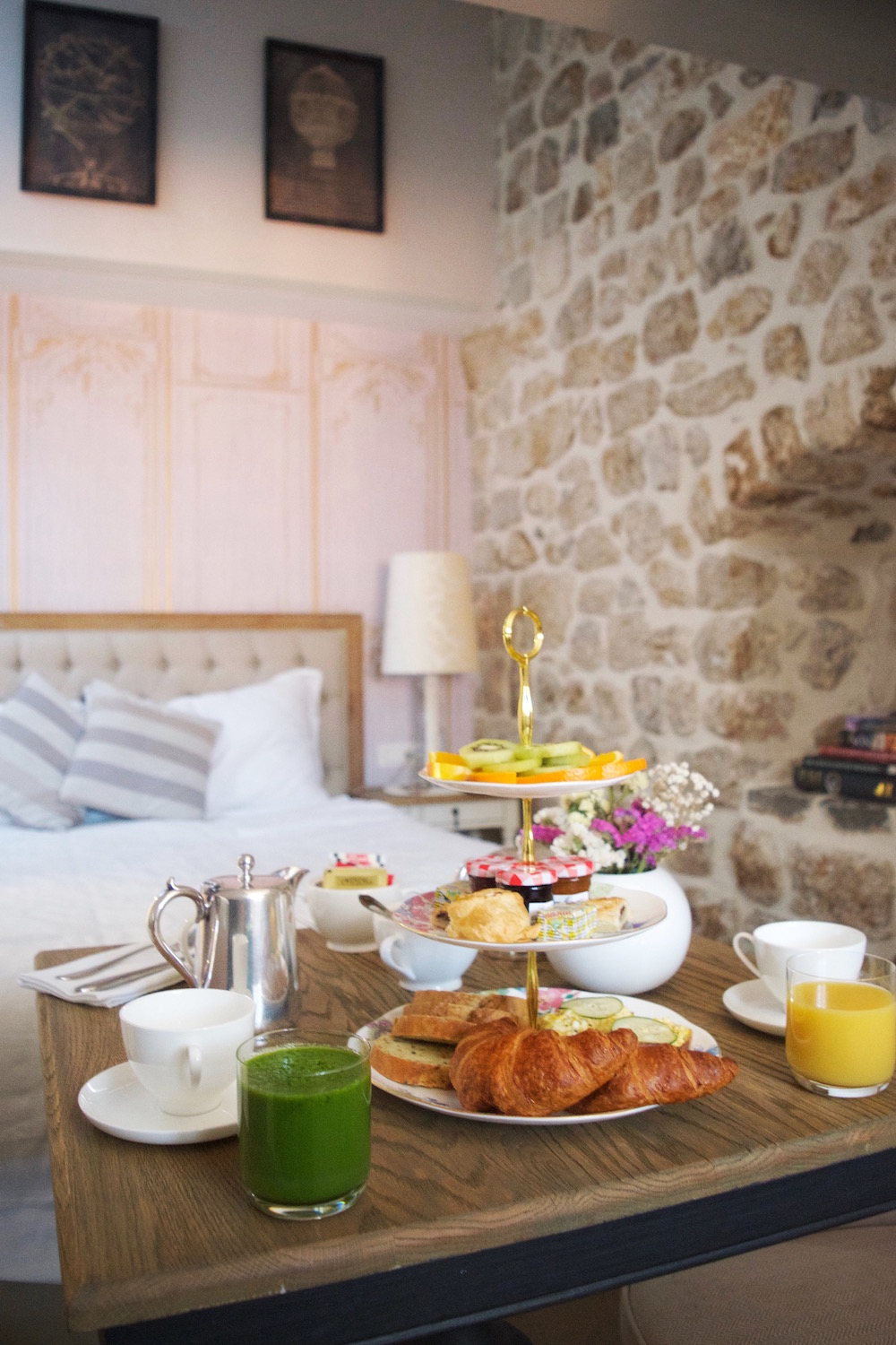 In room breakfast | St. Joseph's Dubrovnik