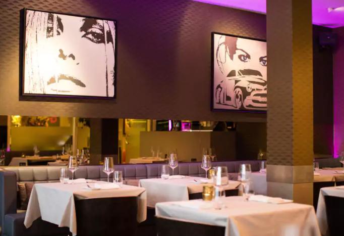 Senses Restaurant | Albus Hotel Amsterdam