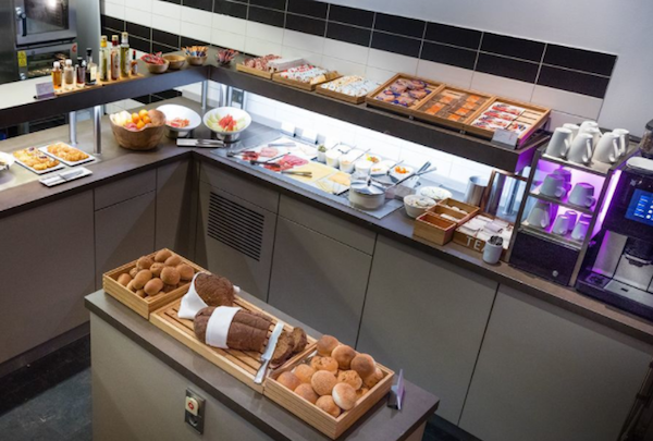 Breakfast Buffet | Albus Hotel Amsterdam