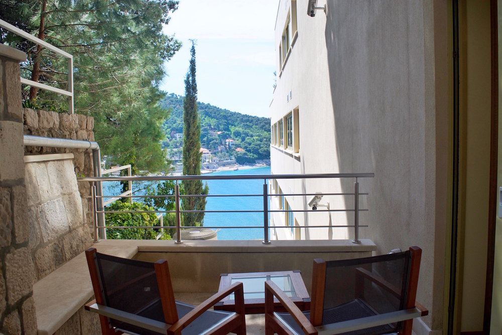 View from Room | Hotel More Dubrovnik