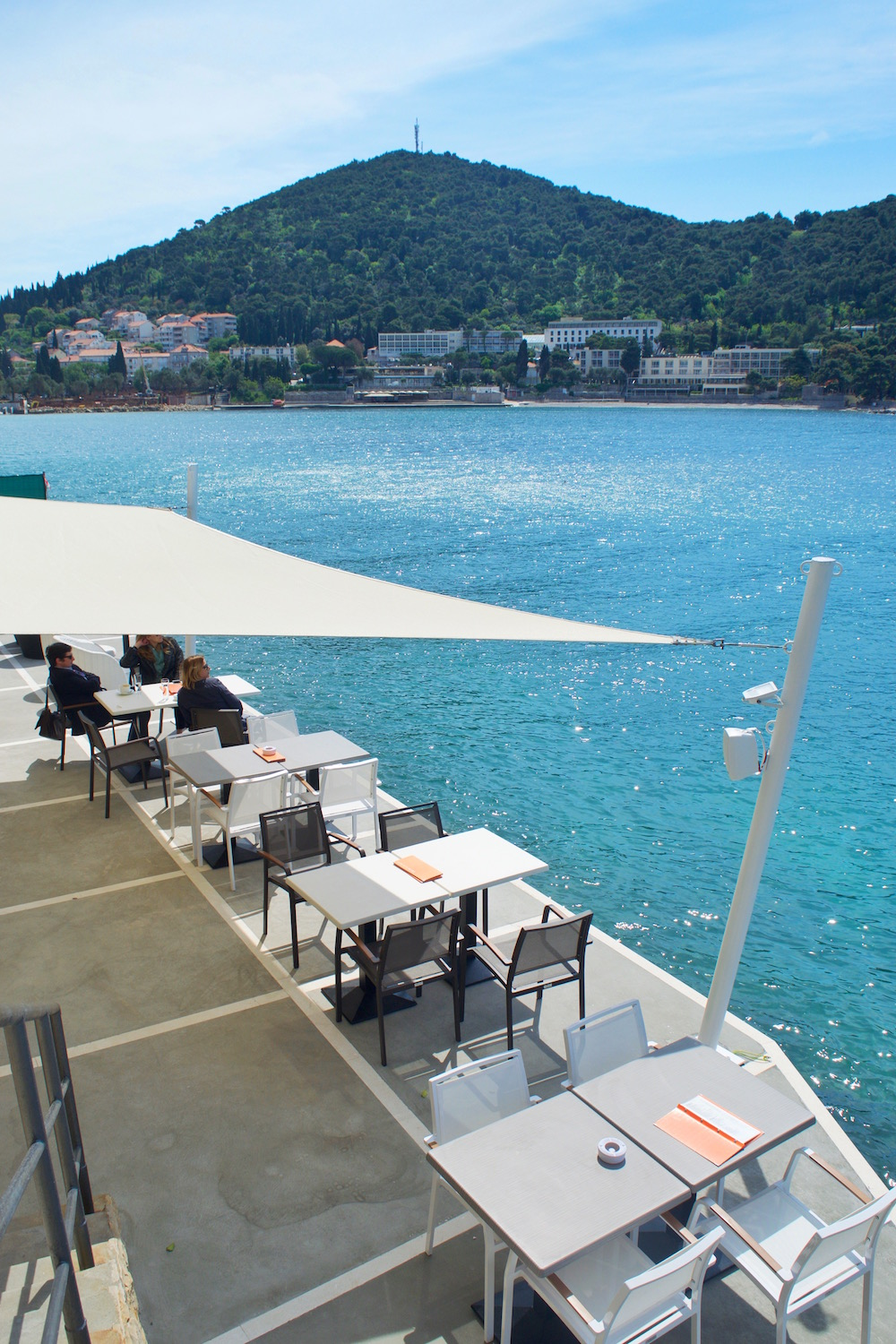 Seaside Dining | Hotel More Dubrovnik