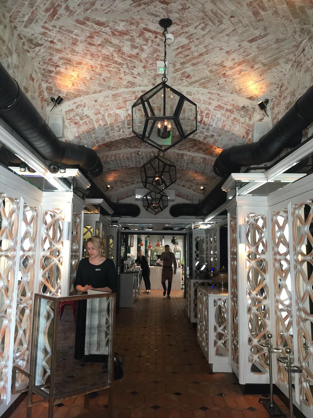 best Italian restaurant Krakow Poland