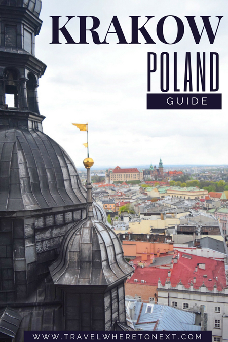 All your questions answered for Traveling to Krakow Poland. Where to stay in Krakow. Where to eat in Krakow. How to get around in Krakow and so much more. Tessa Juliette http://travelwheretonext.com