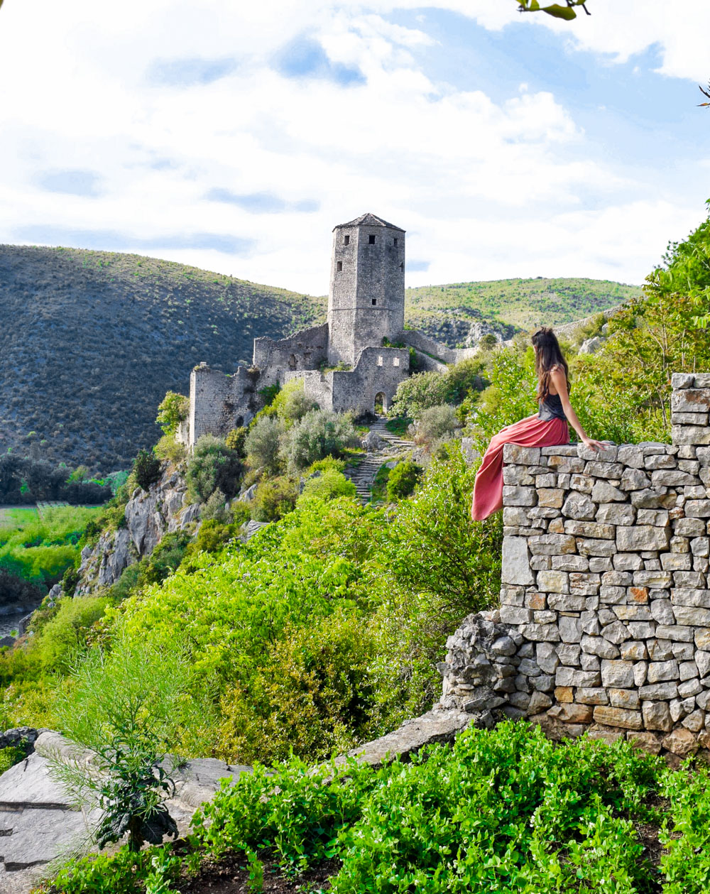 A lesser known destination is Mostar in Bosnia and Herzegovnia. Here are some of the reasons you need to visit Mostar right now.  Tessa Juliette http://travelwheretonext.com