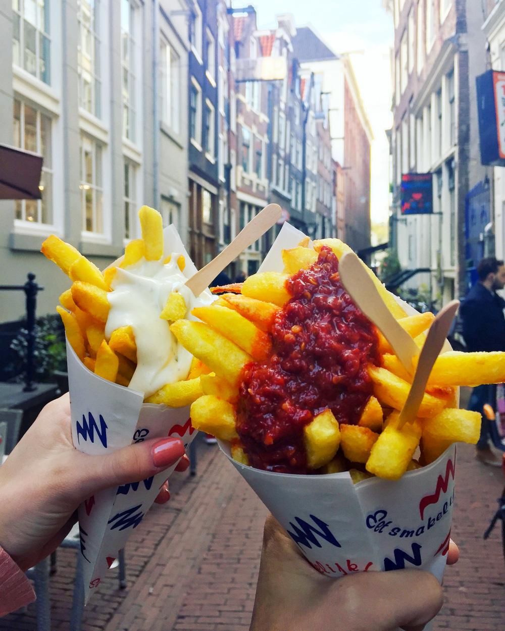 Eat Fries