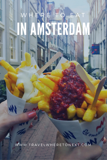 Amsterdam has many places to eat and I have listed the top restaurants to eat at in Amsterdam in this article. Read on to find out more!  Tessa Juliette http://travelwheretonext.com