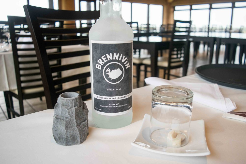 You can try Fermented shark in Iceland and it is great at Hotel Ranga. It is an experience… don't miss it.