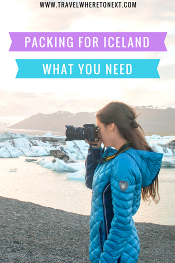 Iceland in the summer has very unpredictable weather read on to discover all the items you must pack for Iceland. From the best warm clothes to the best brand of base layers.
