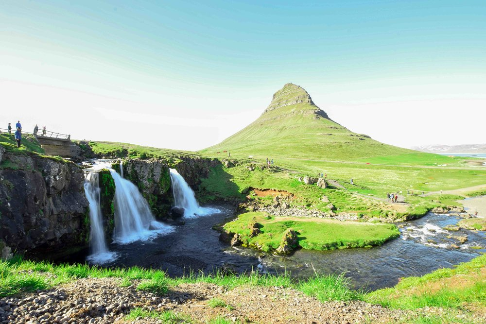 Best places to hiking in Iceland