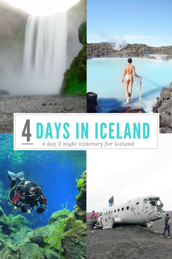 There are so many amazing things to see and do in Iceland, but how do you decide what to see if you're short on time? Check out this 3 day Iceland itinerary to make sure you make the most of your travel time in Iceland.