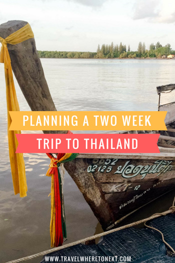 Planning a trip to Thailand can be an exhausting process. Use this guide to help plan two week trip without missing a thing!