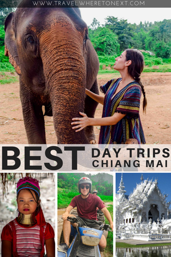 Looking for an escape and an epic adventure while in Chiang Mai, Thailand? Here are some of the best day trips to plan while visiting this gorgeous region in Thailand.