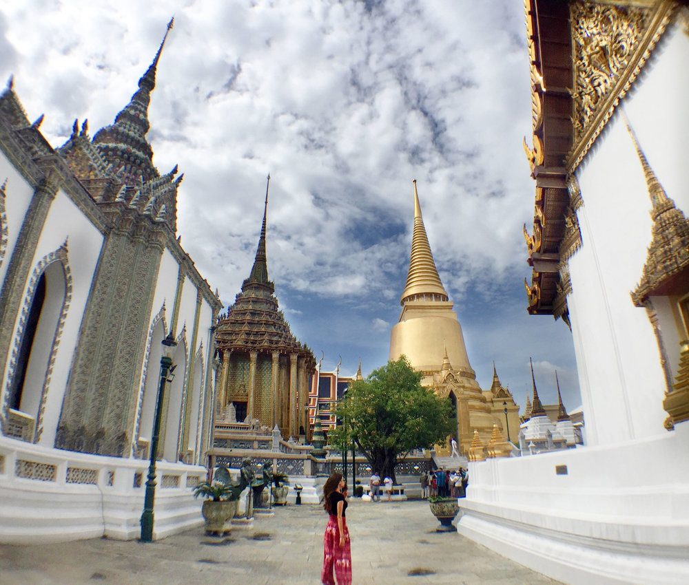 A popular scam in Thailand is one that involves telling you the Grand Palace is closed. Don't fall for it