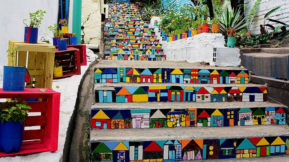Loma San Jeronimo - An upbeat, colorful neighborhood that will give you a glimpse of authentic Paraguay.
