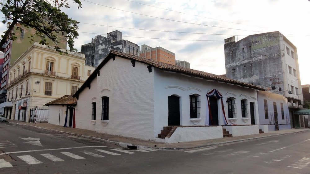 Casa De La Independencia  - The location where Paraguay's independence from Spanish rule was declared in 1811.