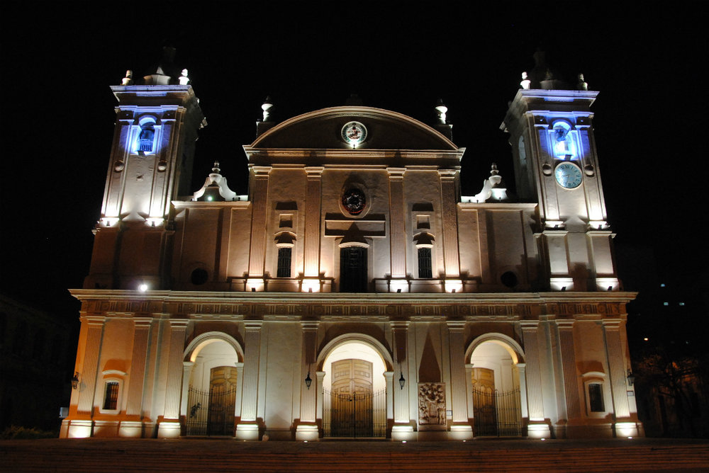 Catedral de Nuestra Senora de la Asuncion - Built in 1845, this towering church is a gorgeous building. The pope even visited in November 2015.