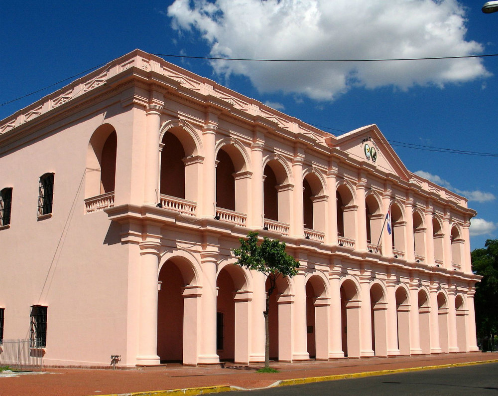 El Cabildo - A cultural centre and exhibition space dedicated to Paraguay's indigenous heritage.