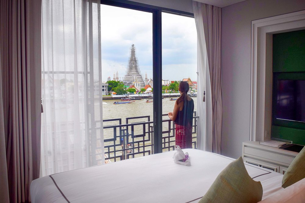 Riva Arun is one of the best hotels to stay at in Bangkok
