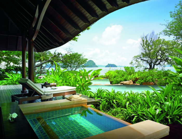 Phulay Bay is one of the best resorts in Krabi Thailand
