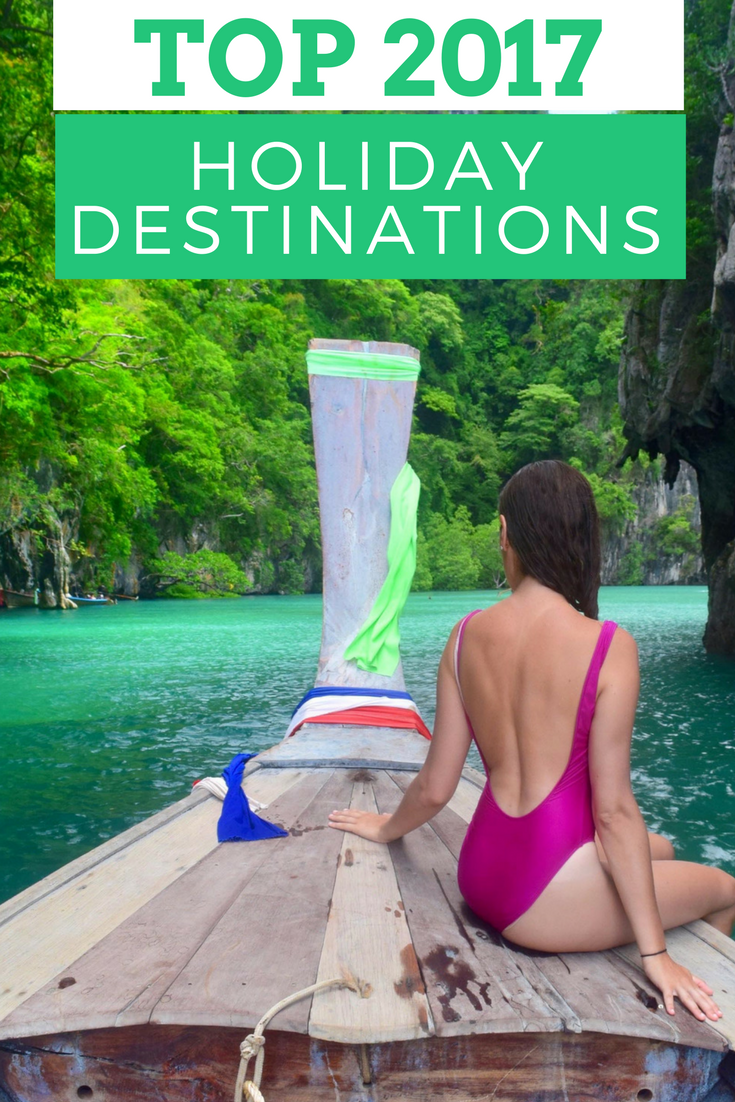 Not sure where to go this holiday season? Here are the best destinations that are fun and affordable. If a cheap holiday is on your wishlist you have to read this!