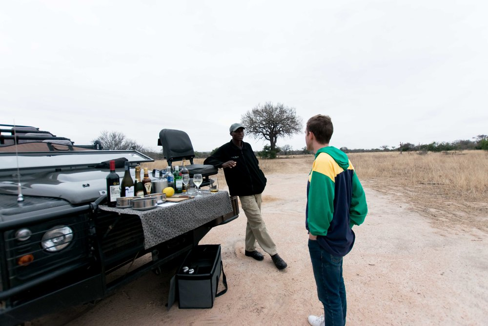 What to tip rangers and trackers in South Africa